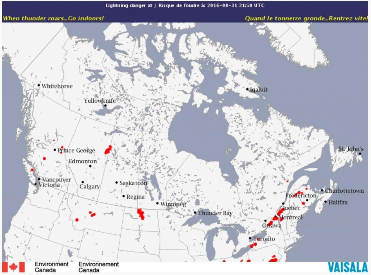 lyn kart Lyn kart Canada   Kart over Canada lyn (Nord Amerika   Amerika) lyn kart